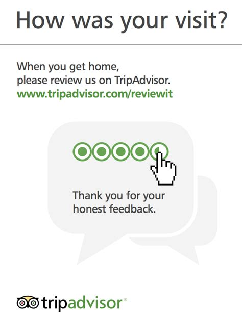5 free tools to remind guests to write reviews