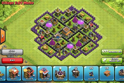 best clash of clans town hall 8 farming best clash of clans town hall 8 hybrid base layouts