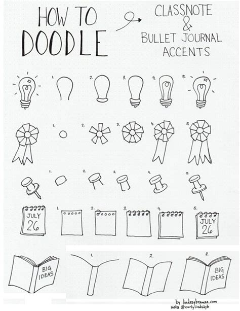 doodle how to use how to draw doodles step by step image guides