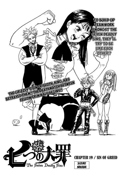 gambar keren nanatsu no taizai photos nanatsu no taizai manga drawings art gallery