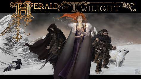 the twilight herald the herald of twilight by battlefairies on