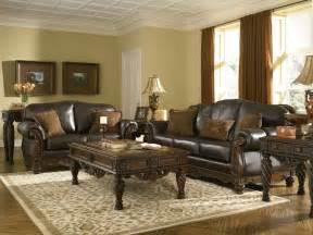 north shore living room 2 pc ashley north shore living room set
