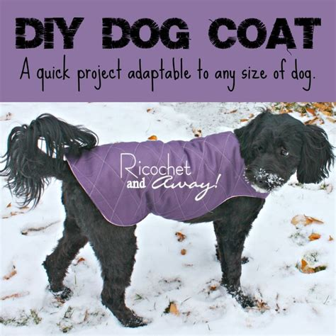 pattern for a large dog coat 17 best ideas about dog coat pattern on pinterest dog