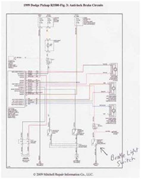 dodge ram 3500 brake line diagram fixya