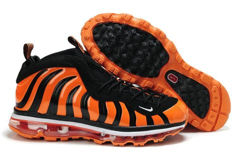 black and orange basketball shoes pin by aaliyah blakley on mine
