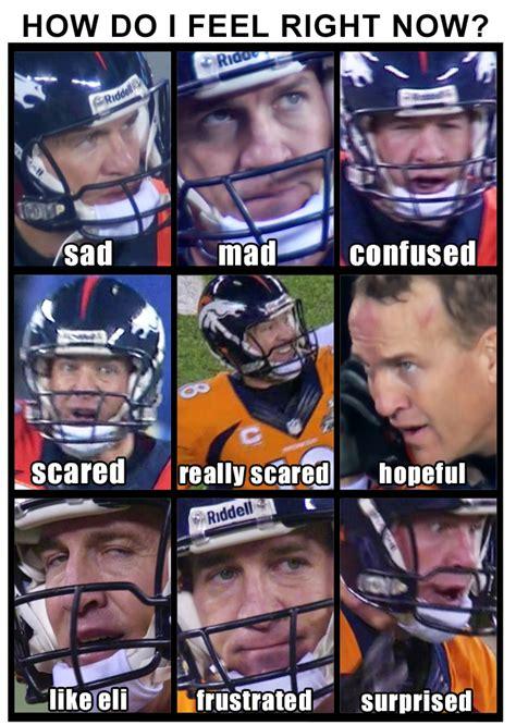 Super Bowl 48 Memes - the peyton manning super bowl mood chart sbnation com