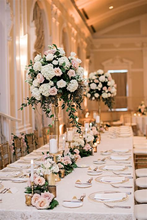 rose gold wedding decorations wedding ideas  colour chwv