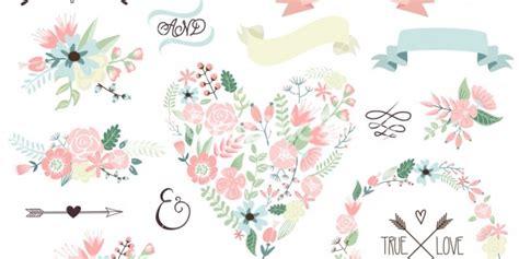 vector design graphics download free wedding flowers vector images