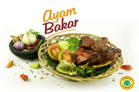 Ayam Panggang Klaten Di Jogja menu ayam bakar waroeng puyuh ungkep