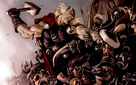 Gaming Armchair Canadian Online Gamers 187 Thor Comics