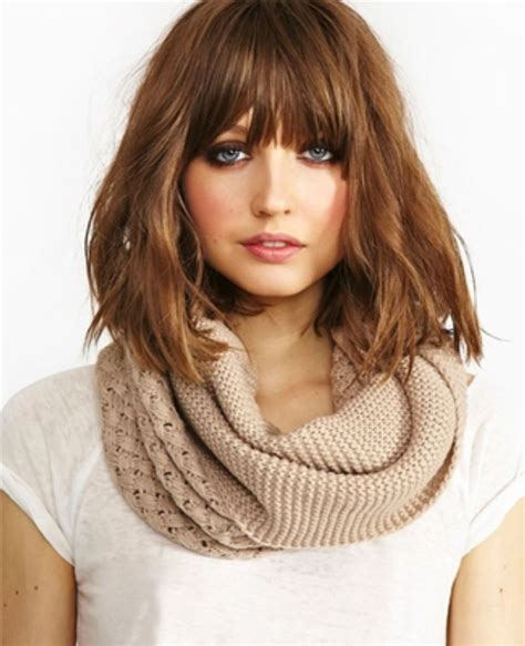 hairstyles bangs 6 simple hairstyling tips every women should know medium