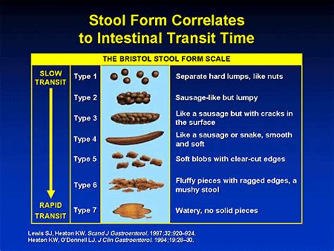 Constipation Stool Chart by Raising The Bar In The Management Of Chronic Idiopathic