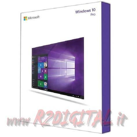 Sofware Windows 10 Home 64bit Oem windows 10 professional esd pro 32 64 bit oem licenza