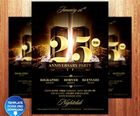 invitation flyer designs examples  psd ai vector eps examples