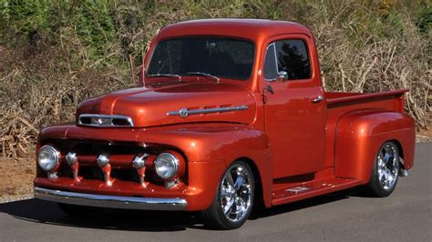 1952 Ford Truck by 1952 Ford F1 Lmc Truck