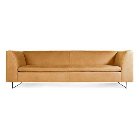 aniline leather sectional bonnie leather sofa aniline leather sofa blu dot