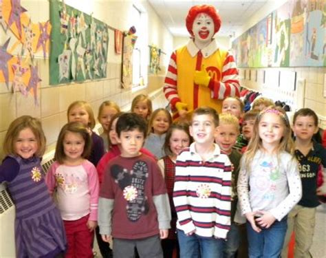 the story of ronald hummons of childhood and the resilience created out of survival books ronald mcdonald visited grand ave preschool western