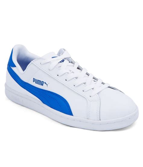 smash white and blue casual shoes price in india buy