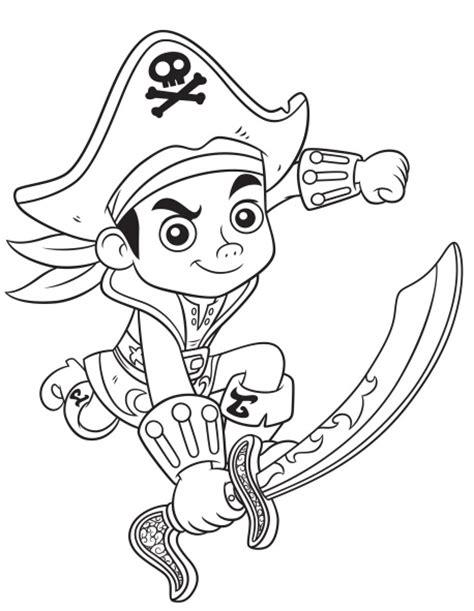 dibujos para colorear zootopia dibujos de capit 225 n jake pirata y amigos para colorear mi