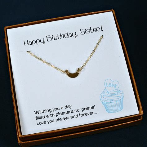 gift for birthday gift necklace gift ideas