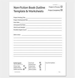 novel template novel outline template 11 for word excel pdf format