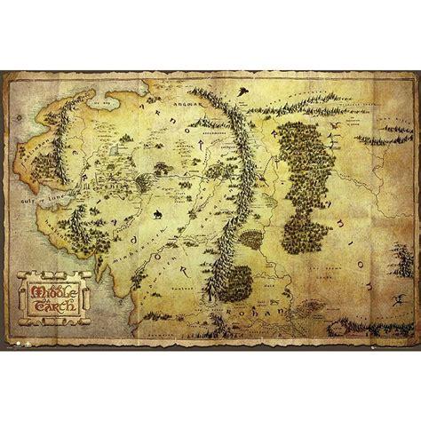 the hobbit interactive map popular 183 list the hobbit map