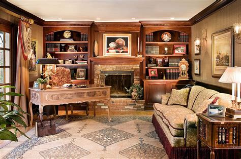 how to design home office 40 gorgeous ideas for a sizzling home office with fireplace