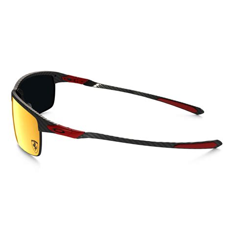 Jual Oakley Carbon Blade polarized carbon blade scuderia polished carbon oo9174 06