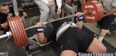 most bench press ever three things most people get wrong on bench press