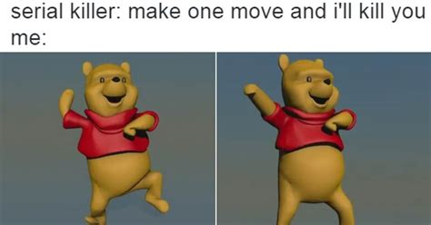 Dancing Bear Meme - the best of the winnie the pooh meme smosh