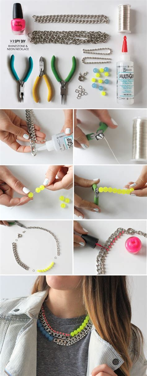 Handmade Craft Tutorials - 15 diy jewelry craft tutorials jewelry ideas
