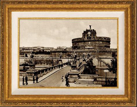 popolare sant angelo roma ste antiche veduta di roma italia ponte sant