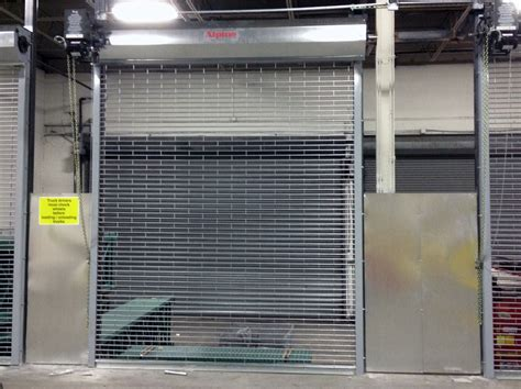 Overhead Door Security Grilles with Security Grilles Overhead Door