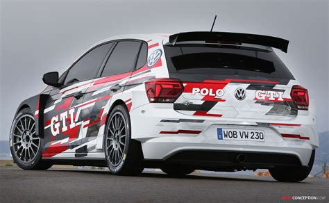 Volkswagen Rally Car by Volkswagen Polo Gti R5 Rally Car Unveiled Autoconception