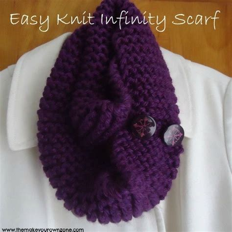 easy infinity scarf knit pattern 17 best images about knitting on infinity