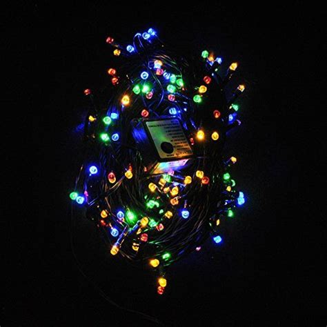 low voltage christmas decorations lightsgo 174 safe low voltage waterproof outdoor indoor tree led lights multi