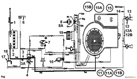 murray mower wiring diagram further mtd murray