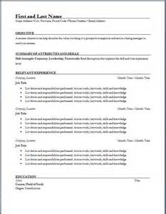 questions to help build a resume does a resume need an