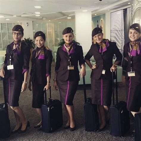 etihad airways cabin crew etihad airways stewardess crewfie asmaa toufik