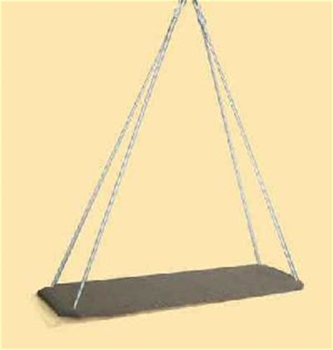 platform swing therapy plywood platform therapy swing free shipping