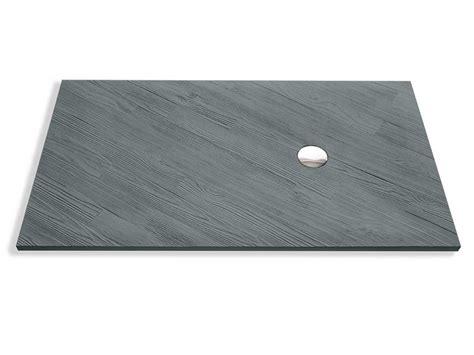 piatto doccia 110x75 piatto doccia madera 100x80 antracite iperceramica