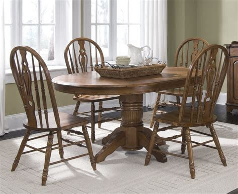 oak dining room tables tuscan dining room world