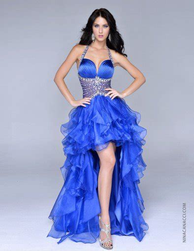 nina canacci collection  glamorous prom dresses part