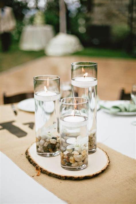 adornos de mesa para bodas con velas 17 centros de mesa para bodas con velas flotantes