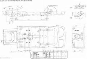 Alfa Romeo Giulietta Dimensions Sprint Car Chassis Dimensions Alfa Romeo Gtv Restoration