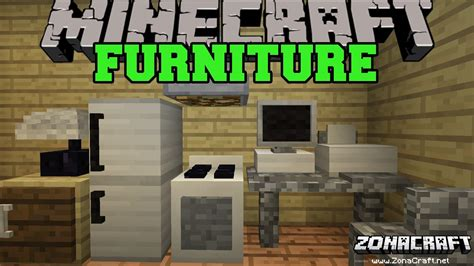 Furniture Mods by Furniture Mod Para Minecraft 1 12 1 1 11 2 1 10 2 1 9 4 1
