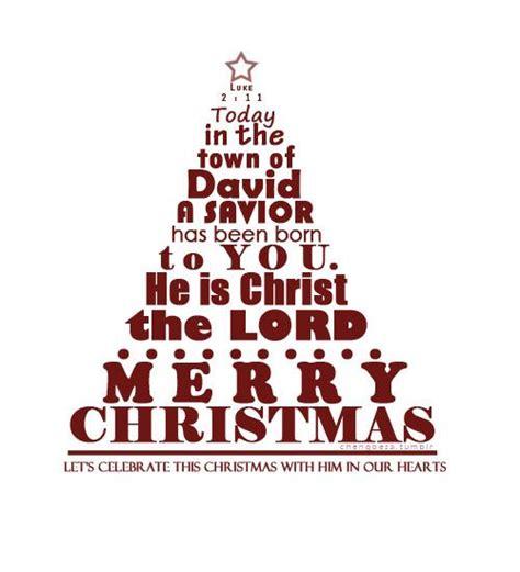 luke 2 text art christmas tree merry christmas quotes
