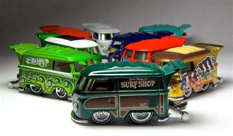 Hotwheels Vw Volkswagen Kool Kombi 2014 Hijau the lamley cool is cool is cool the joyous vw kool