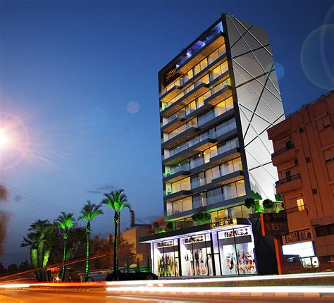 appartments in cyprus tower 34 luxury apartments central kyrenia northern cyprus