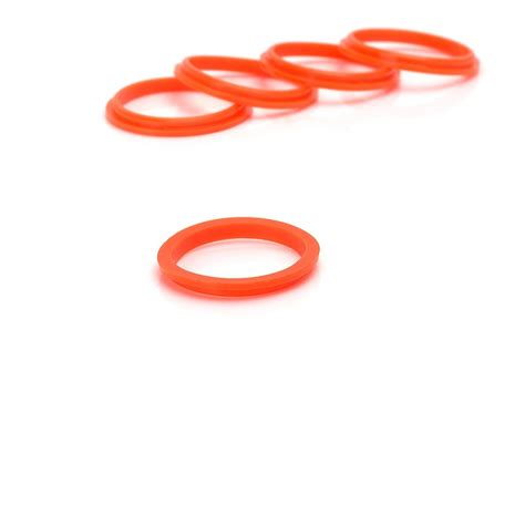 Sale Kenmaster Ring Seal Gas Isi 5pcs 5 Pcs authentic smoktech smok orange silicone top seal ring for tfv8